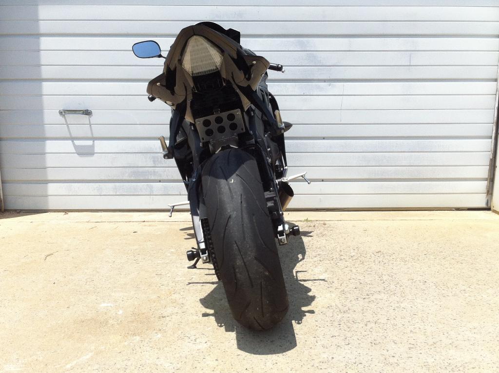 2012 Yamaha YZF-R6 4