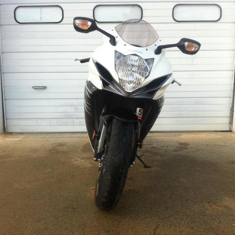 2011 Suzuki GSX-R600™ in Sanford, North Carolina