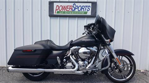 2016 Harley-Davidson Street Glide® Special in Greenville, South Carolina