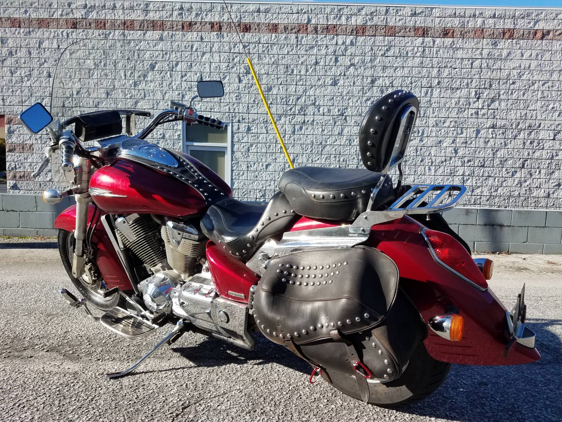 2003 Honda VTX Retro 1800 Spoke 7
