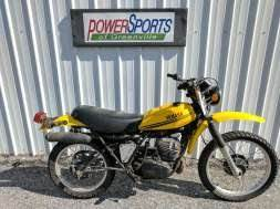 1977 Yamaha DT250 in Greenville, South Carolina