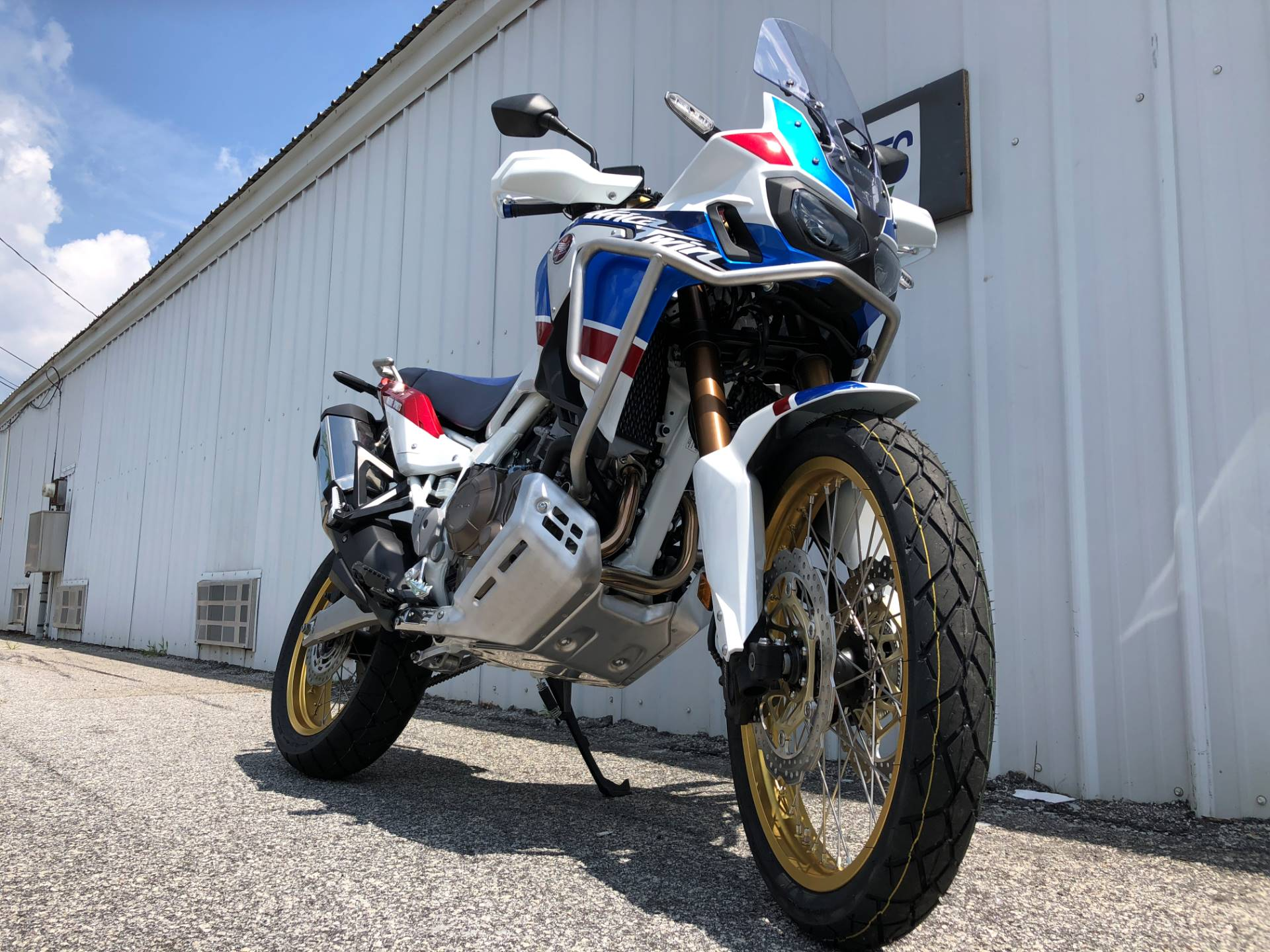 2018 Honda Africa Twin Adventure Sports in Greenville, South Carolina