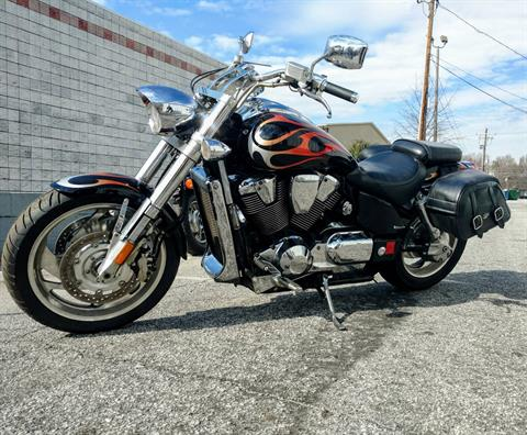 2006 Honda VTX™1800C Performance Cruiser in Greenville, South Carolina