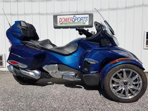 2017 Can-Am Spyder RT Limited in Greenville, South Carolina
