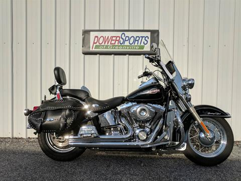 2007 Harley-Davidson FLSTC Heritage Softail® Classic in Greenville, South Carolina