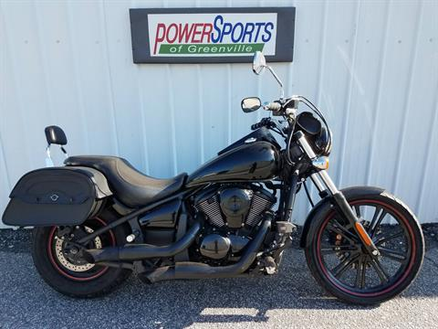 2016 Kawasaki Vulcan 900 Custom in Greenville, South Carolina