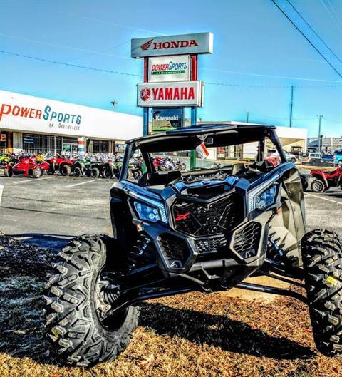 2017 Can-Am Maverick X3 X ds Turbo R in Greenville, South Carolina