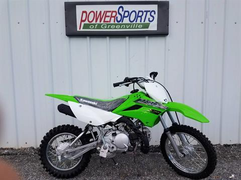 2019 Kawasaki KLX 110 in Greenville, South Carolina