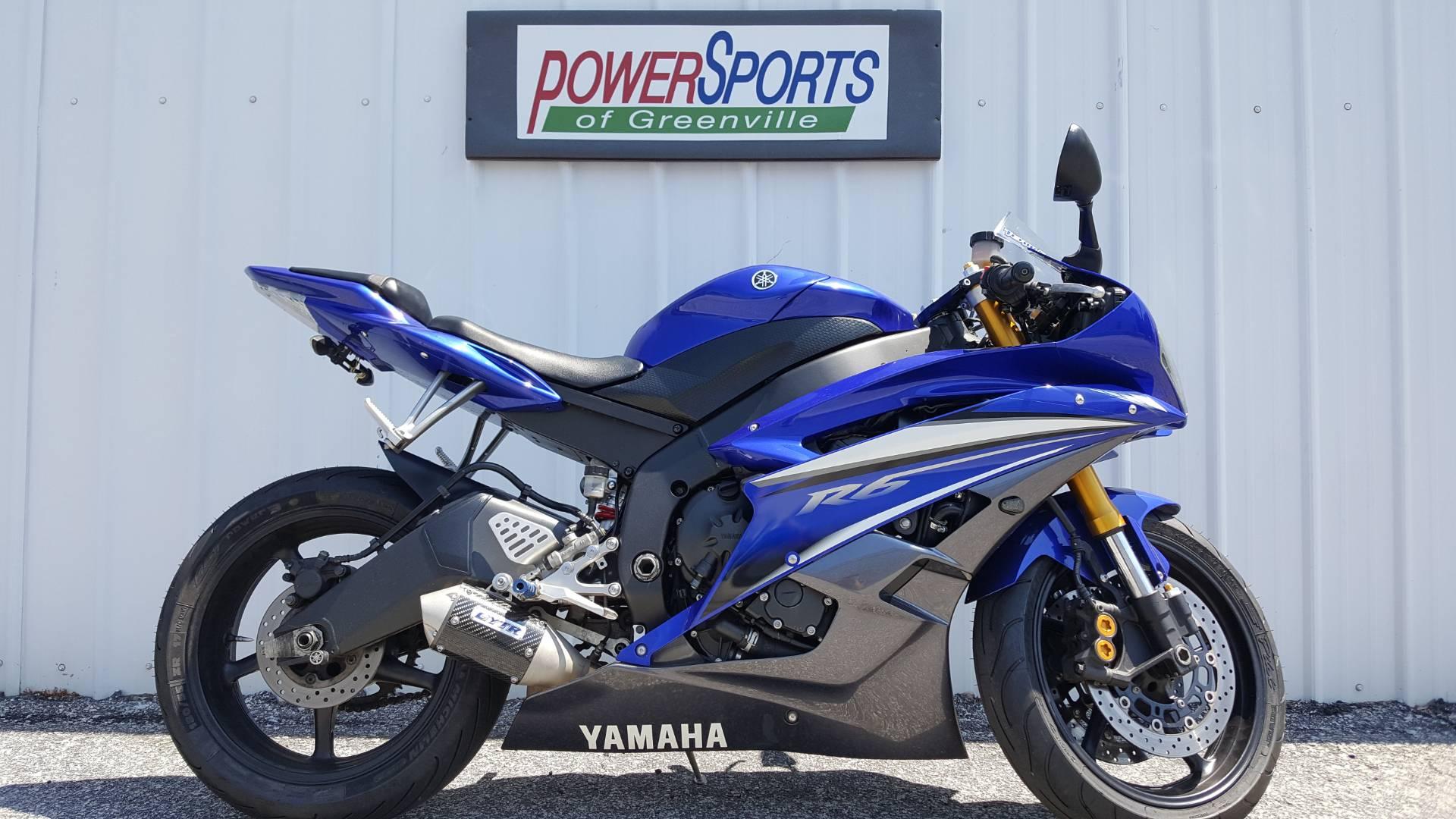 2007 Yamaha YZF-R6 for sale 157162