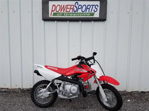 2019 Honda CRF50F in Greenville, South Carolina