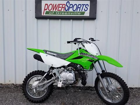 2019 Kawasaki KLX 110L in Greenville, South Carolina