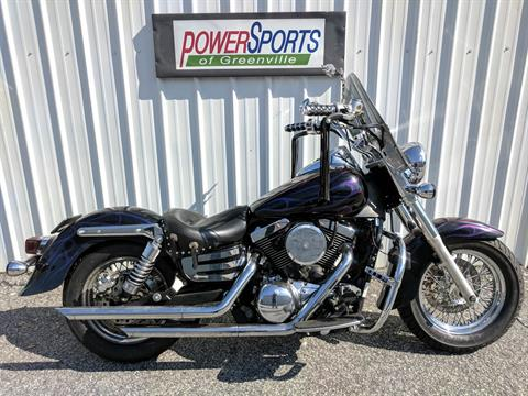 2001 Kawasaki VULCAN 1500 in Greenville, South Carolina