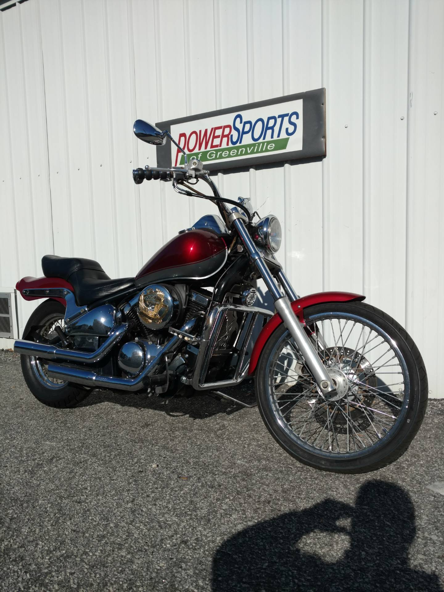 2002 Kawasaki Vulcan 800 Classic in Greenville, South Carolina