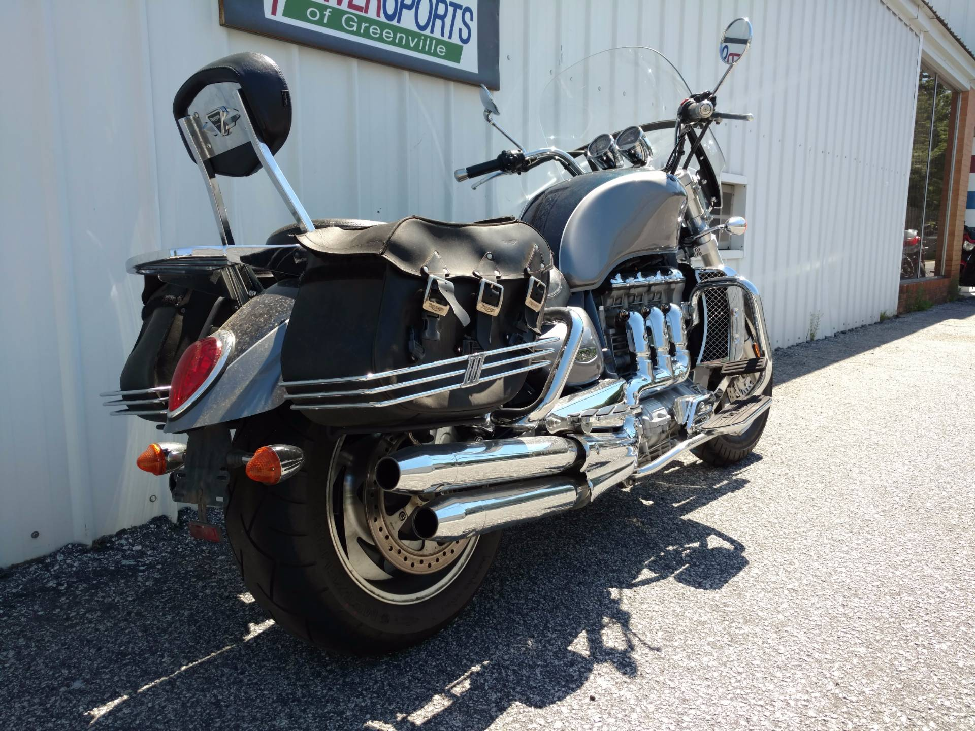 2007 Triumph Rocket III Classic Tourer in Greenville, South Carolina