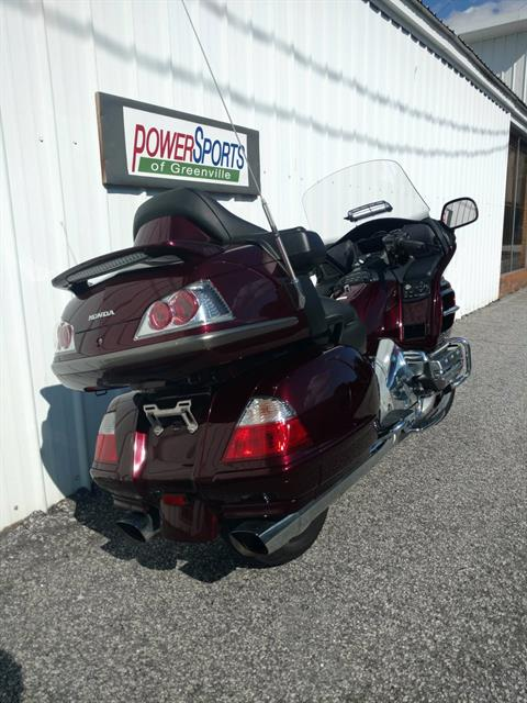 2006 Honda Gold Wing® Audio / Comfort / Navi in Greenville, South Carolina