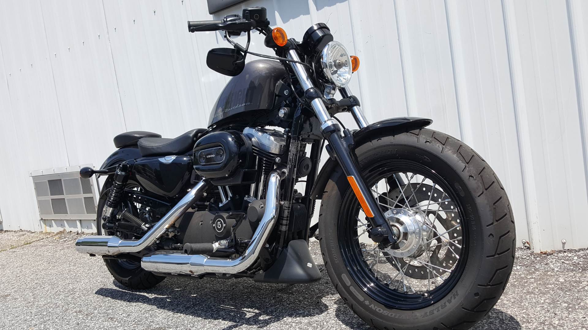 2015 Harley-Davidson Forty-Eight® in Greenville, South Carolina