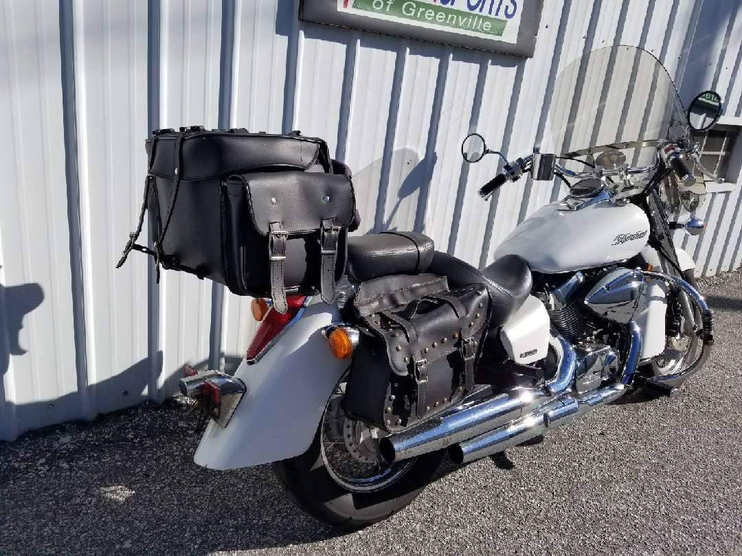 2009 Honda Shadow Aero® in Greenville, South Carolina