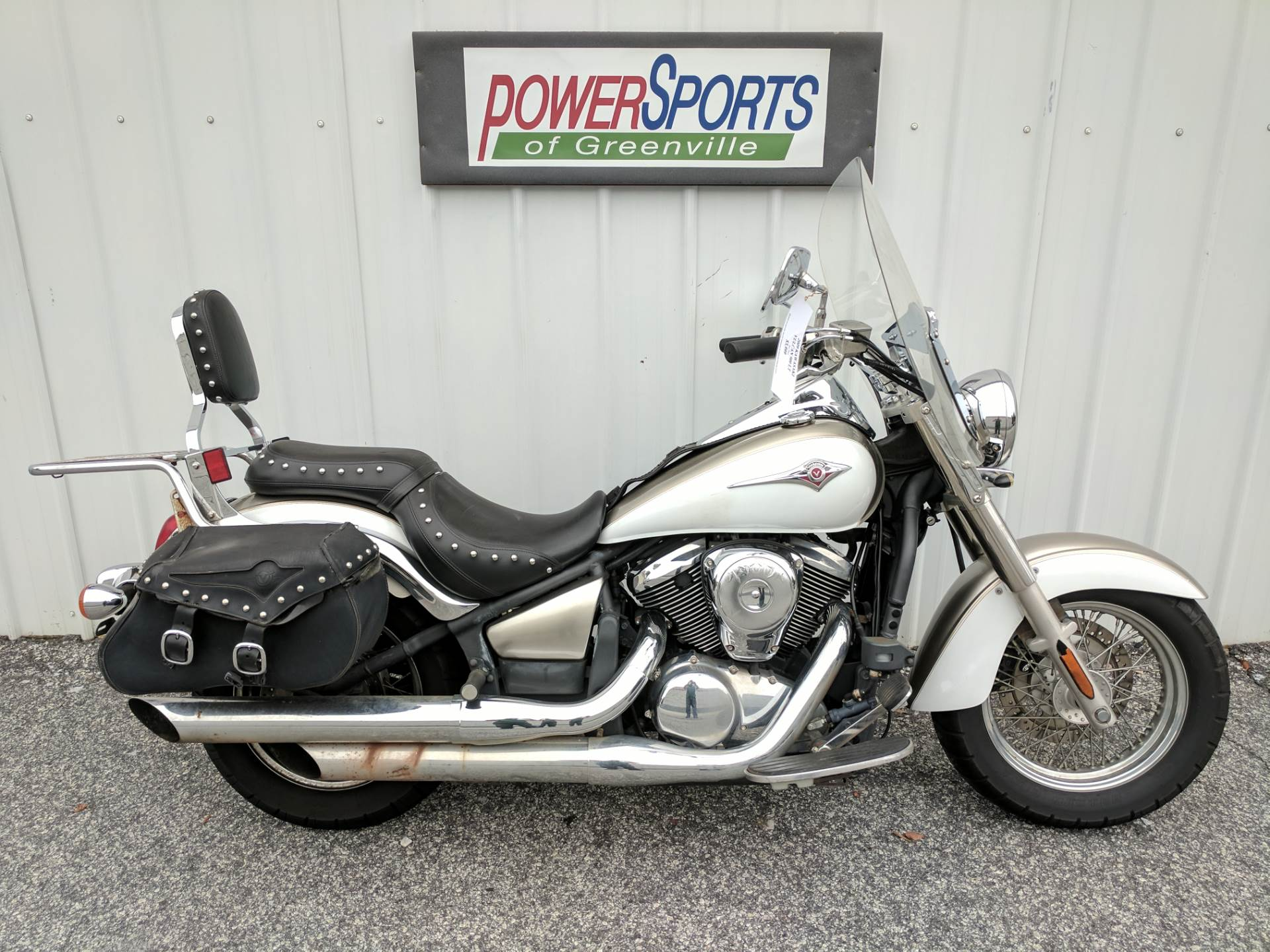 2009 Kawasaki Vulcan® 900 Classic LT in Greenville, South Carolina