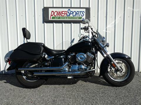 2008 Yamaha V Star 650 in Greenville, South Carolina
