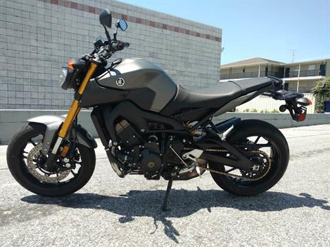 2015 Yamaha FZ-09 in Greenville, South Carolina