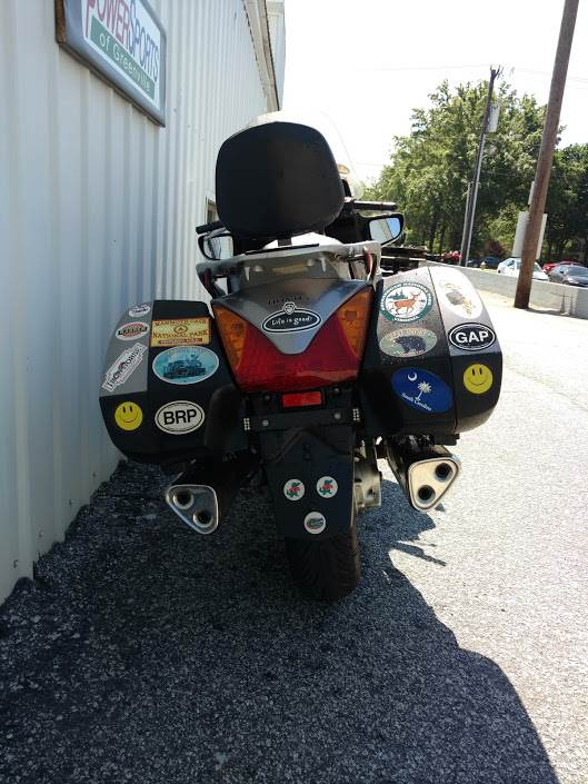 2003 Honda ST1300 in Greenville, South Carolina