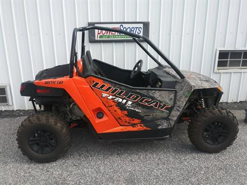 2016 Arctic Cat Wildcat Trail Limited Edition in Greenville, South Carolina