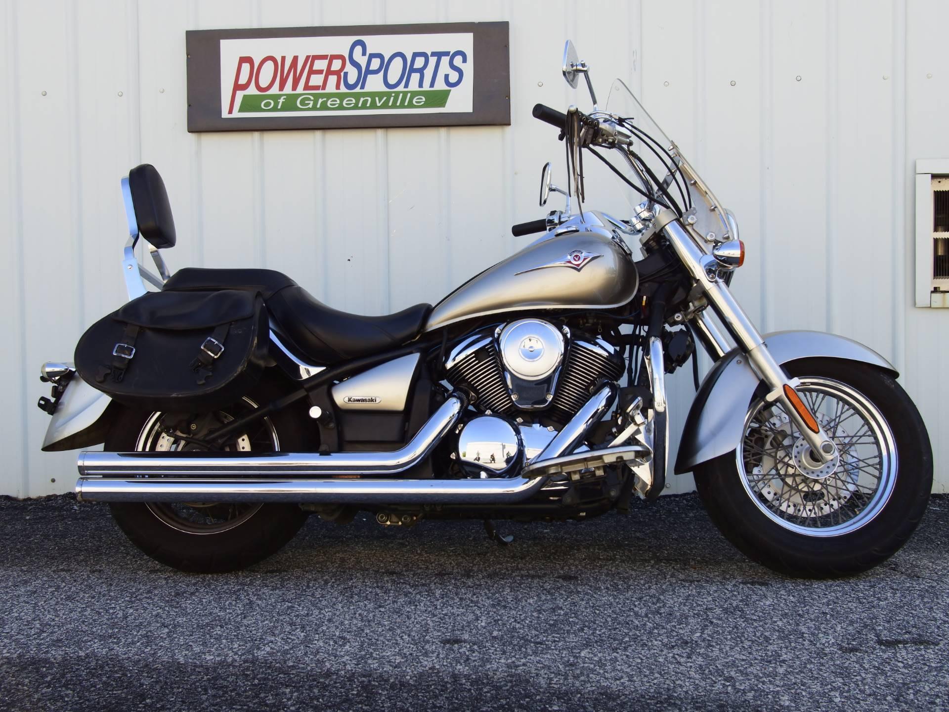 Used 2007 Kawasaki Vulcan® 900 Classic Motorcycles in Greenville, SC