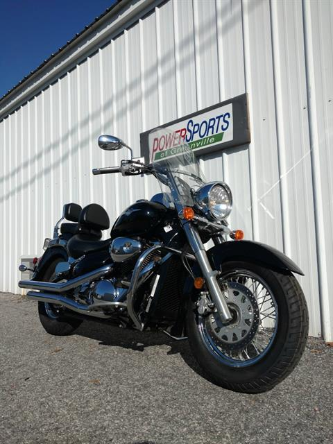 2005 Suzuki Boulevard C50 Black in Greenville, South Carolina