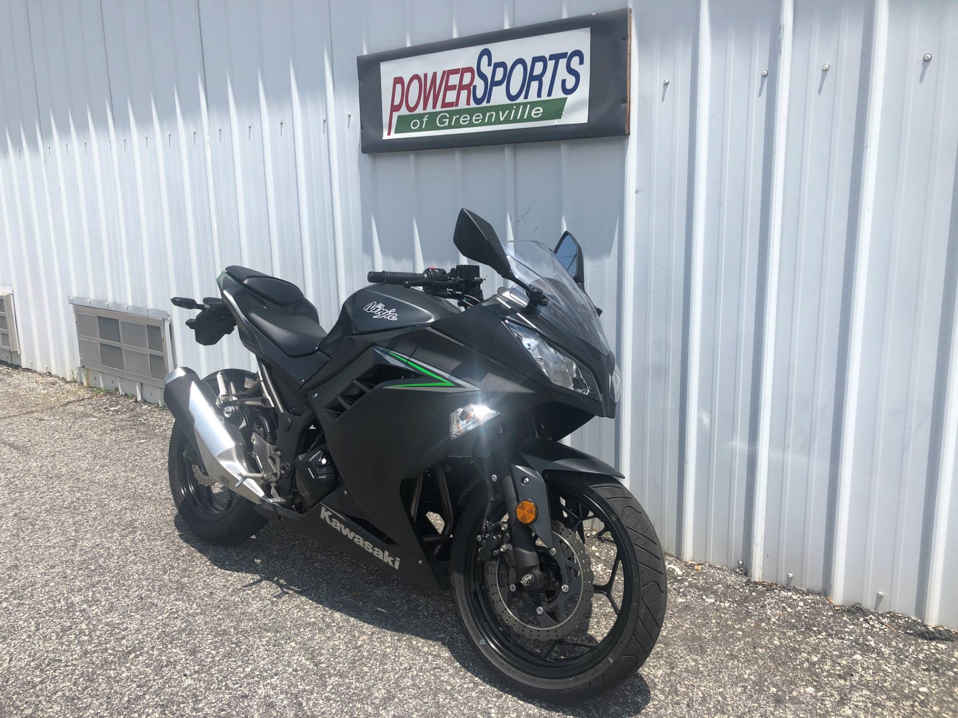 2016 Kawasaki Ninja 300 in Greenville, South Carolina