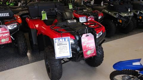 2016 Honda FourTrax Rancher in Greenville, South Carolina