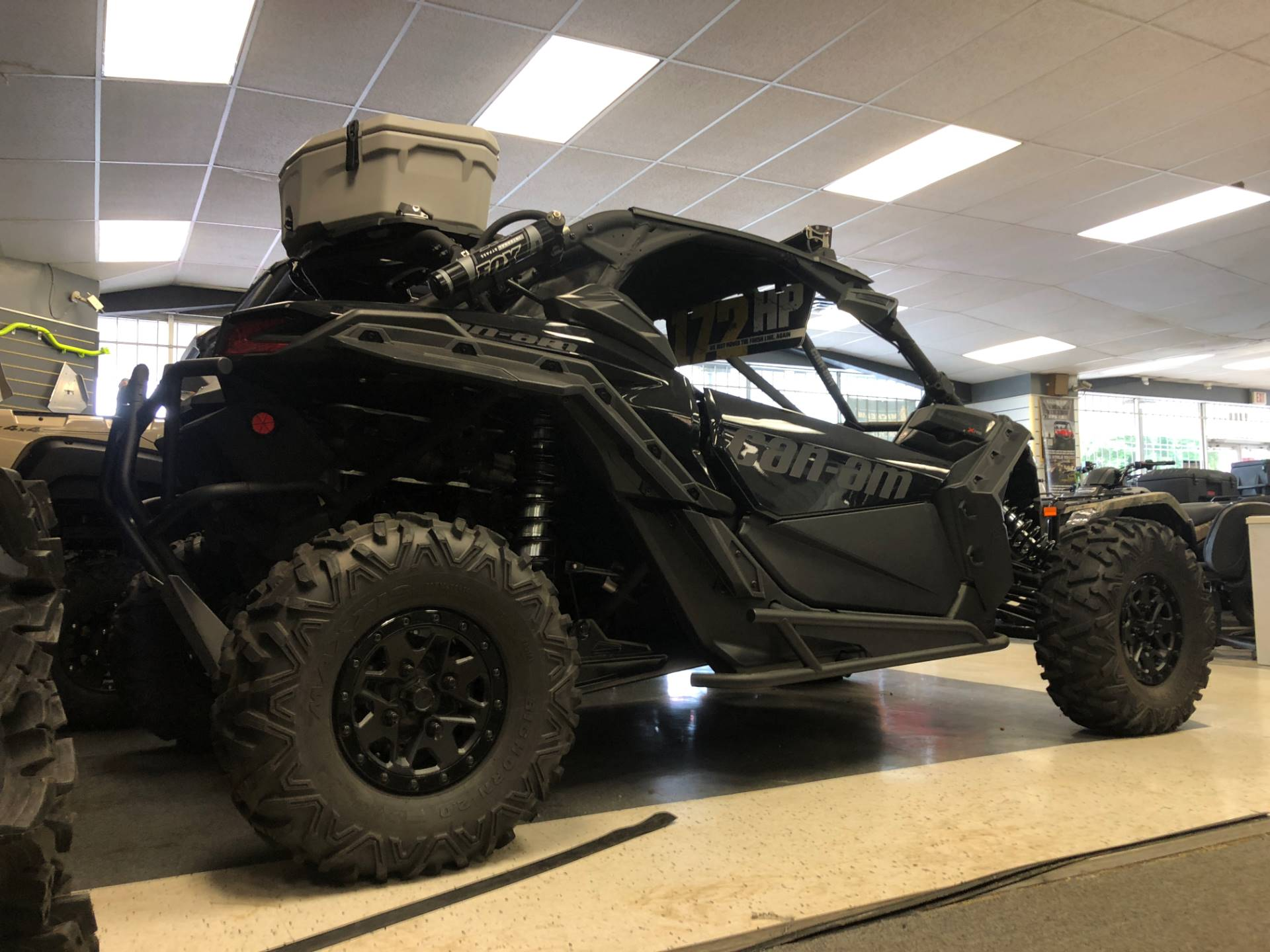 2017 Can-Am Maverick X3 X rs Turbo R in Greenville, South Carolina