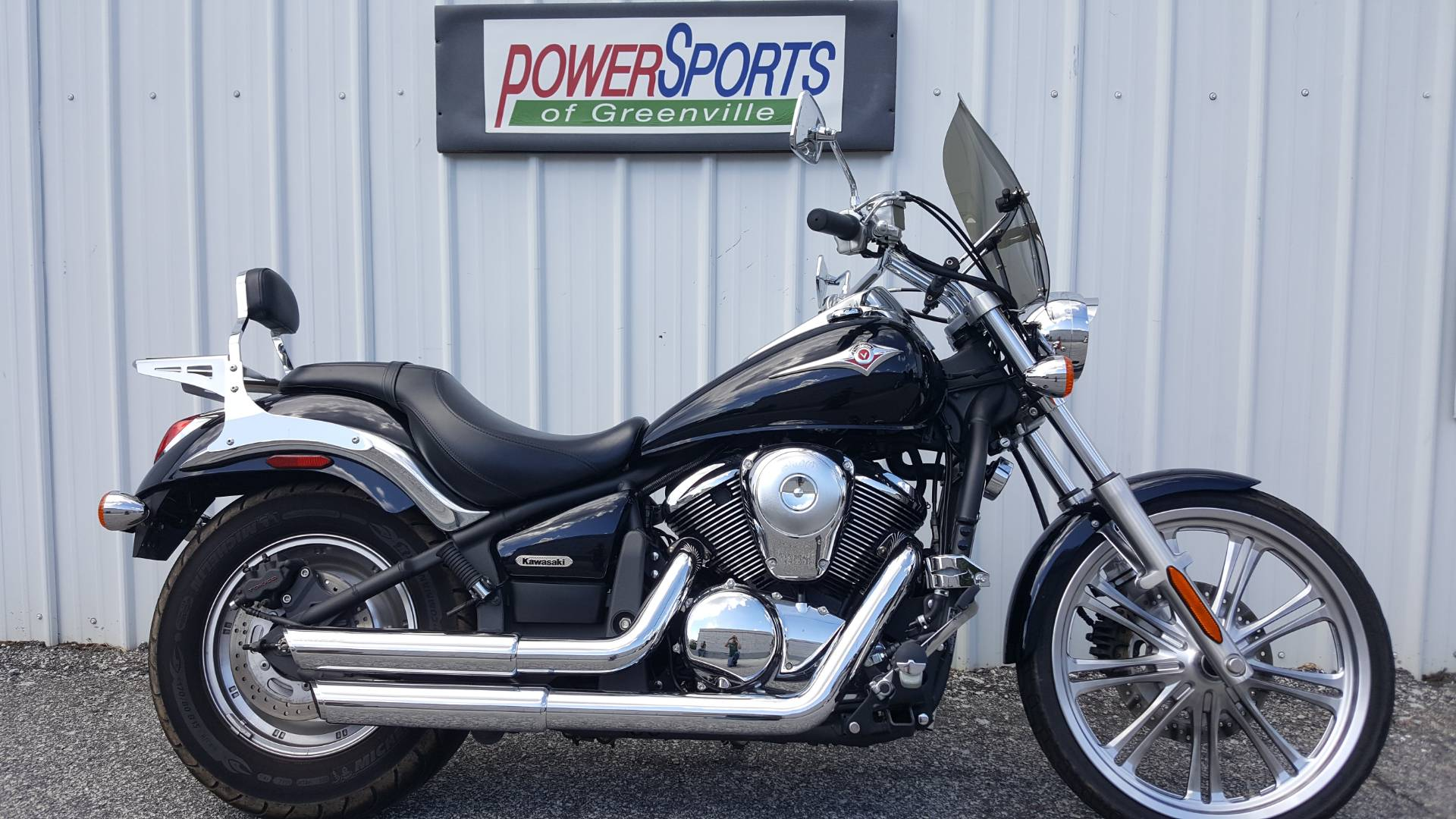 2009 Kawasaki VulcanR 900 Custom In Greenville South Carolina
