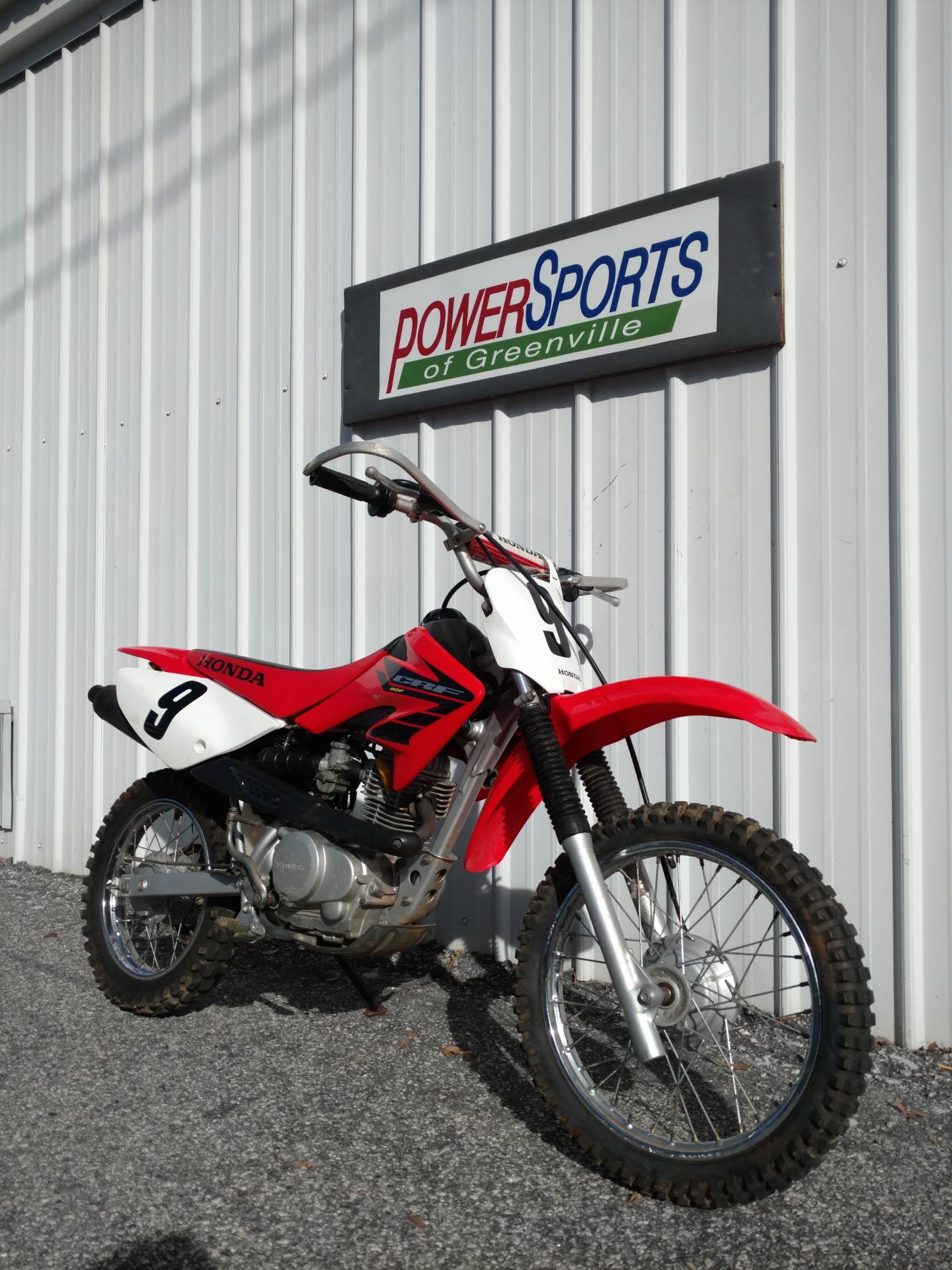 2004 Honda CRF80F in Greenville, South Carolina