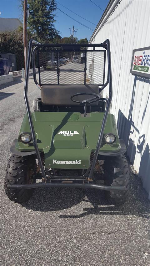 1998 Kawasaki KAF300C2 in Greenville, South Carolina
