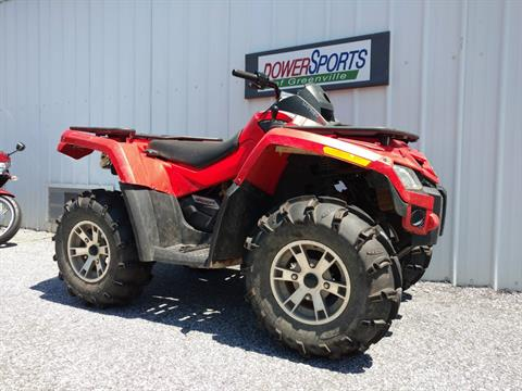 2009 Can-Am Outlander™ 800R EFI in Greenville, South Carolina