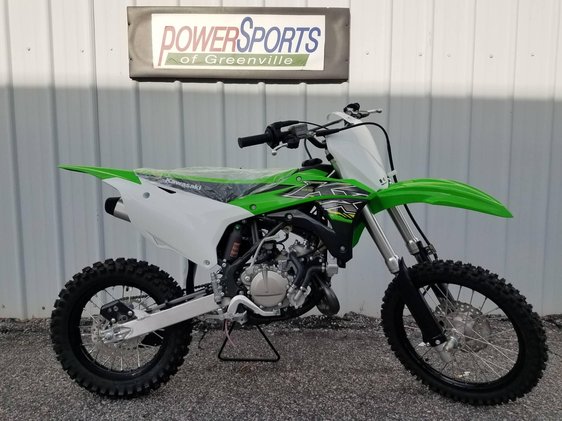 2019 Kawasaki KX 85 in Greenville, South Carolina