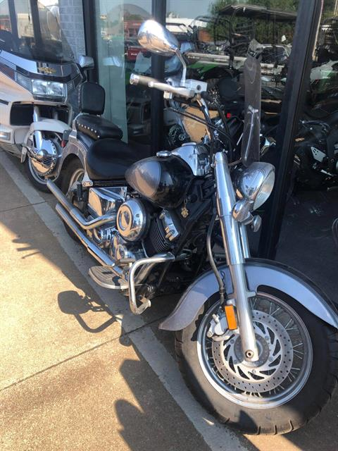 2005 Yamaha V Star 650 in Stillwater, Oklahoma