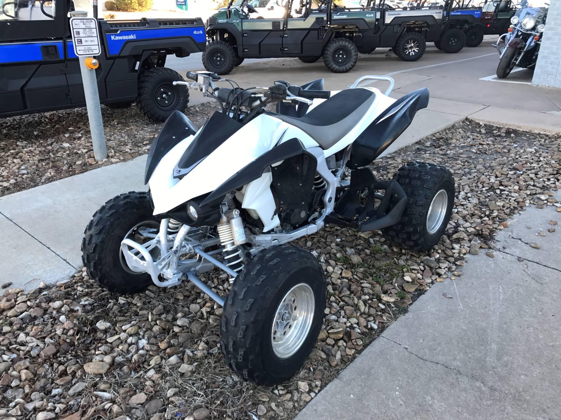 Used 2008 Kawasaki KFX® 450R ATVs in Stillwater, OK