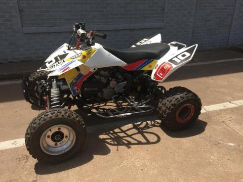 2006 Suzuki QuadRacer® R450™ in Stillwater, Oklahoma