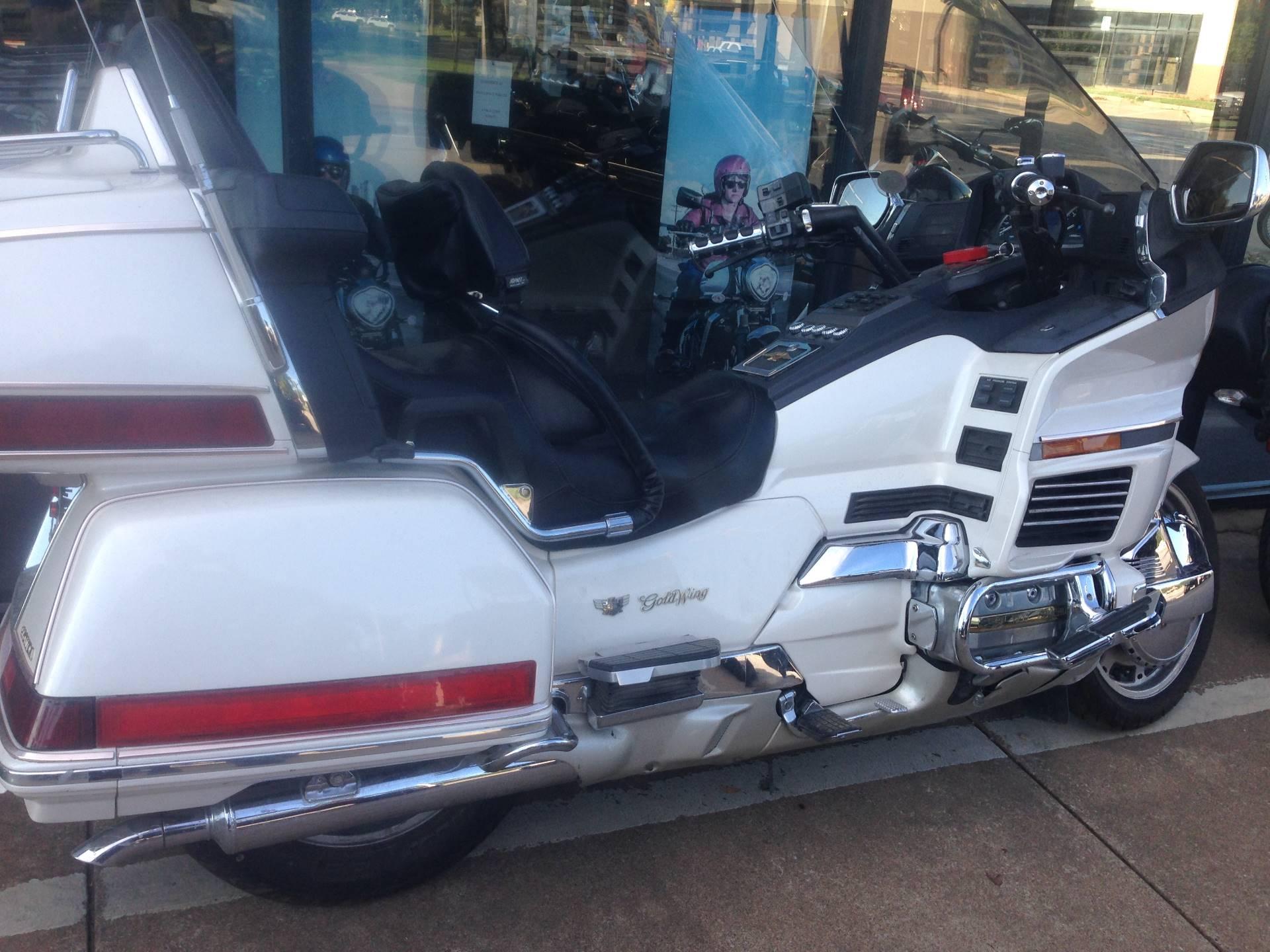 honda gl  motorcycles  stillwater