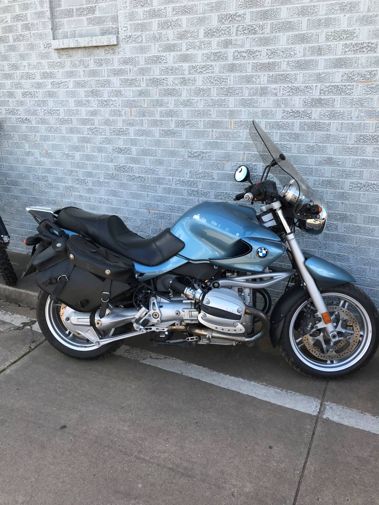 Used 2002 Bmw R 1150 R Abs Motorcycles In Stillwater Ok