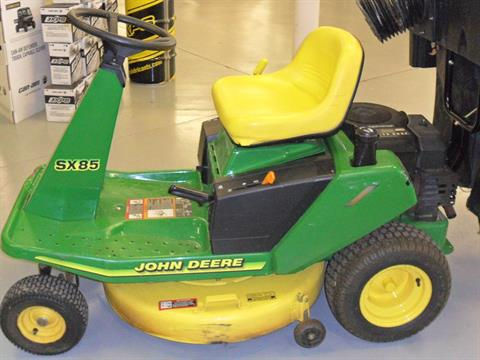 2002 John Deere SX85 in Ruckersville, Virginia