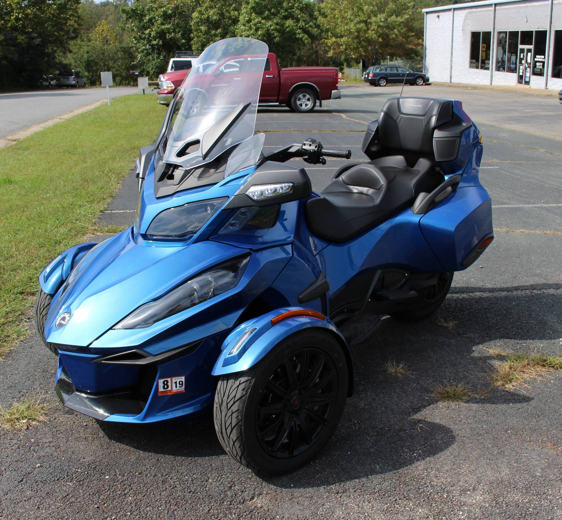 2018 Can-Am Spyder RT Limited in Ruckersville, Virginia - Photo 1