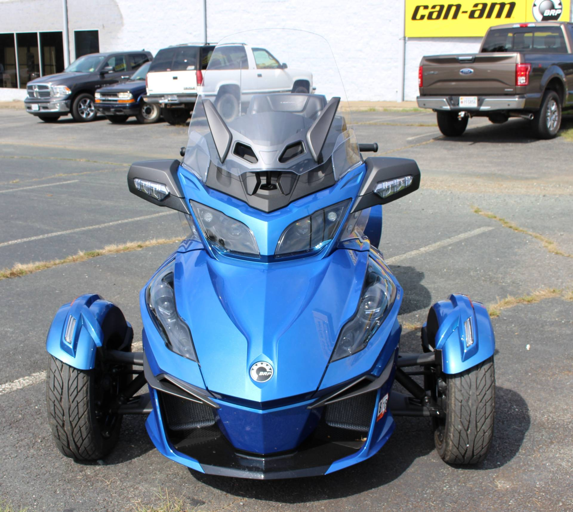 2018 Can-Am Spyder RT Limited in Ruckersville, Virginia - Photo 2