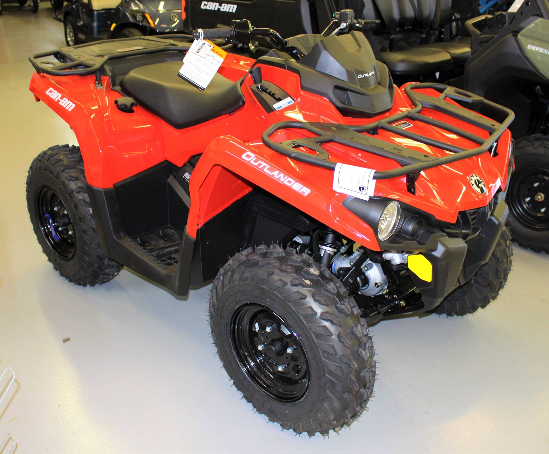 2019 Can-Am Outlander 570 in Ruckersville, Virginia - Photo 1