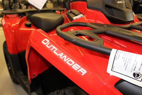 2019 Can-Am Outlander 570 in Ruckersville, Virginia - Photo 2