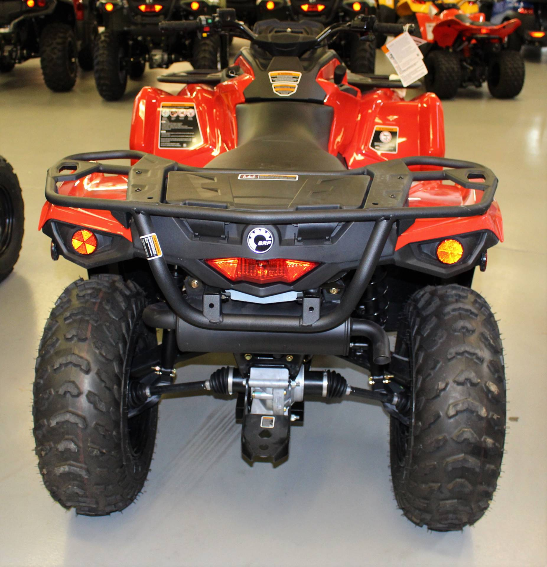 2019 Can-Am Outlander 570 in Ruckersville, Virginia - Photo 3