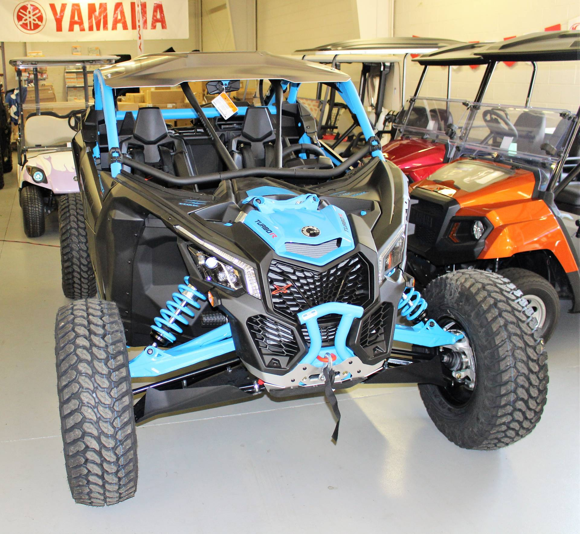 2019 Can-Am Maverick X3 X rc Turbo R in Ruckersville, Virginia - Photo 1