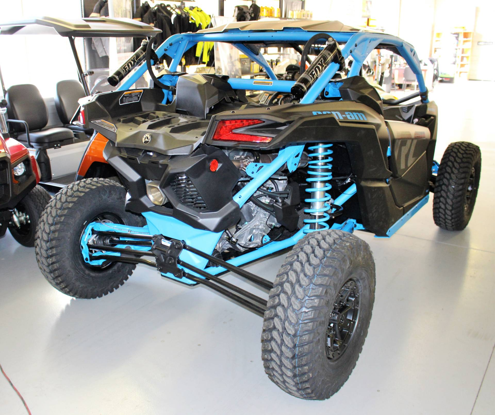 2019 Can-Am Maverick X3 X rc Turbo R in Ruckersville, Virginia - Photo 5