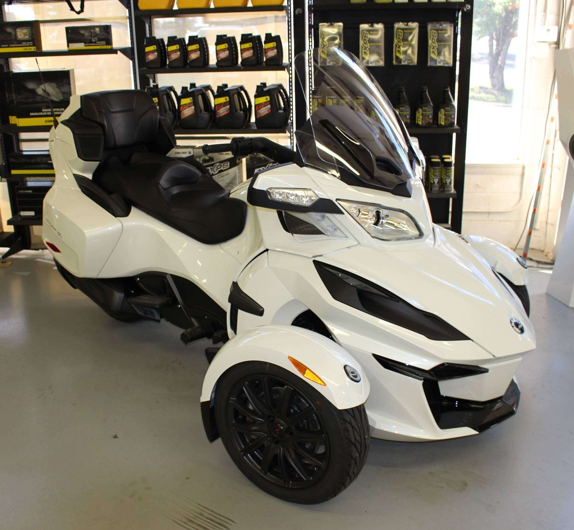 2018 Can-Am Spyder RT SE6 in Ruckersville, Virginia - Photo 1